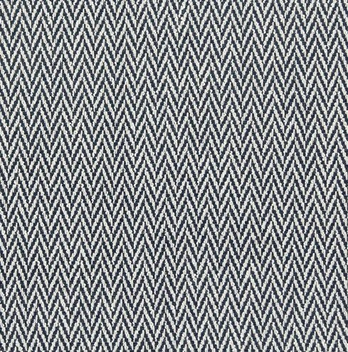 Best Navy Blue Woven Chevron Upholstery Fabric For Furniture This Month