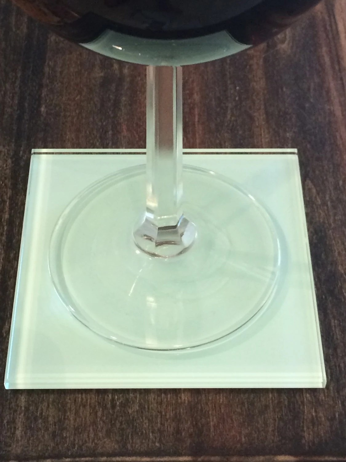 Best Set Of 4 Decorative Glass Coasters Sophisticated Glass This Month