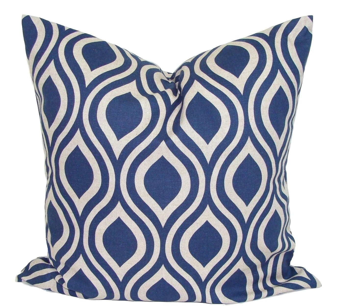 Best Blue Pillows 18X18 Inch Pillow Covers Decorative Pillows This Month