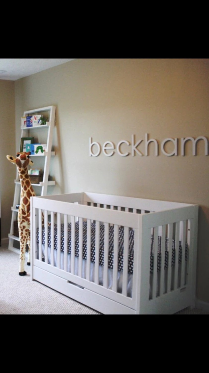 Best 10 Nursery Wall Letters Nursery Decor Wooden Letters This Month