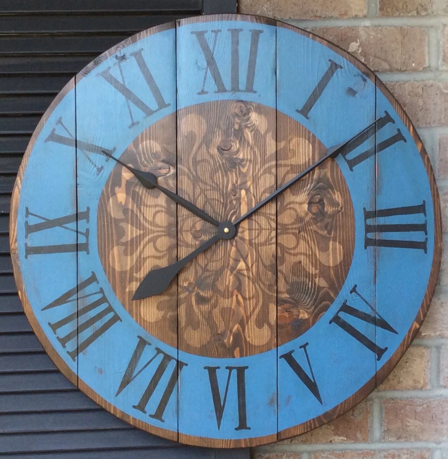 Best Decorative Wall Clocks Large Wall Clock By Funcoolwallclocks This Month