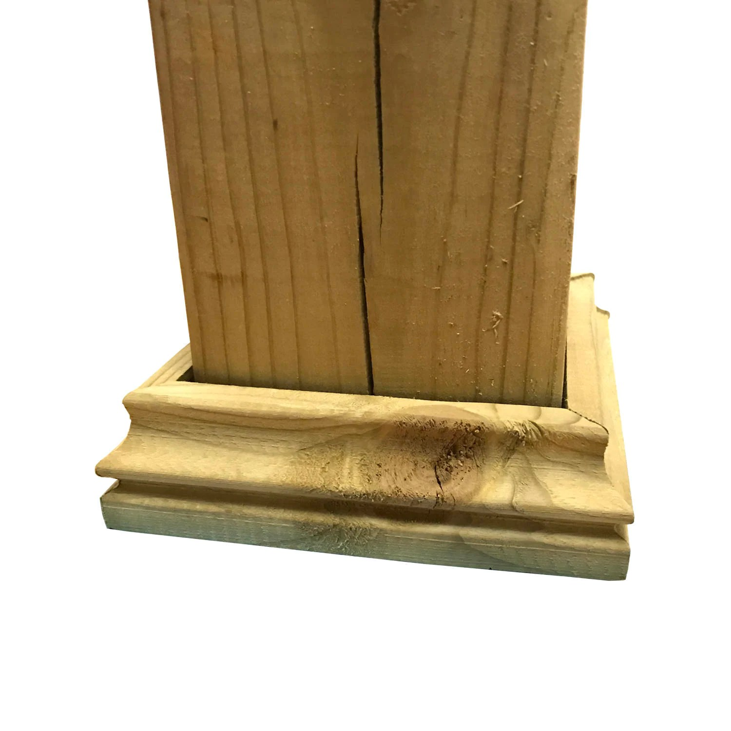 Best Pressure Treated Wood Decorative Post Base For Fence And This Month
