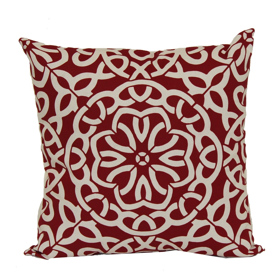Best Garden Treasures Red Multicolor Geometric And Geometric This Month
