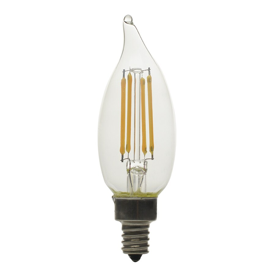 Best Kichler 40 W Equivalent Dimmable Soft White B10 Led This Month