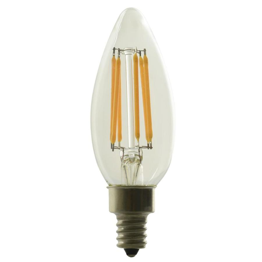 Best Kichler 3 Pack 60 W Equivalent Dimmable Soft White B10 Led This Month