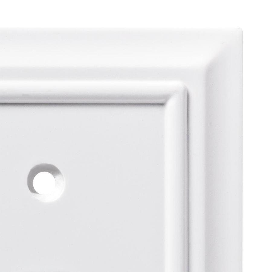 Best 4 Gang Quad Duplex Decorator Toggle Wall Plate Electrical This Month