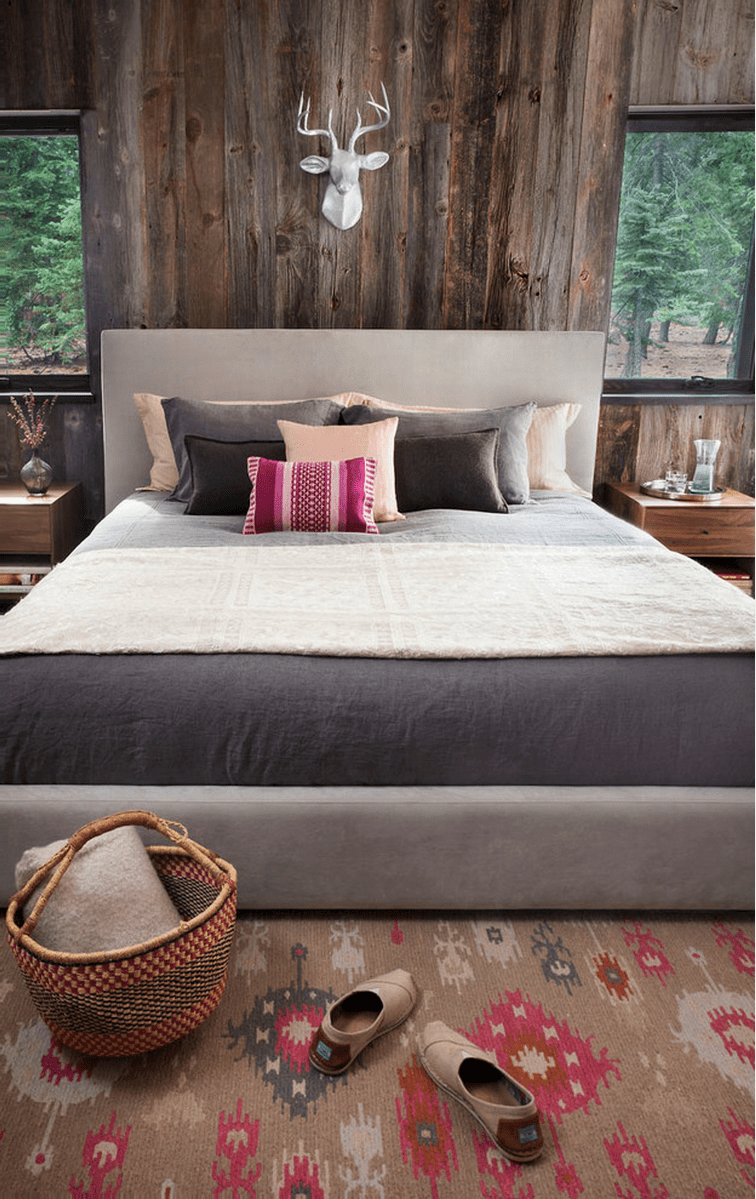 Best Modern Rustic Bedroom Retreats Mountainmodernlife Com This Month
