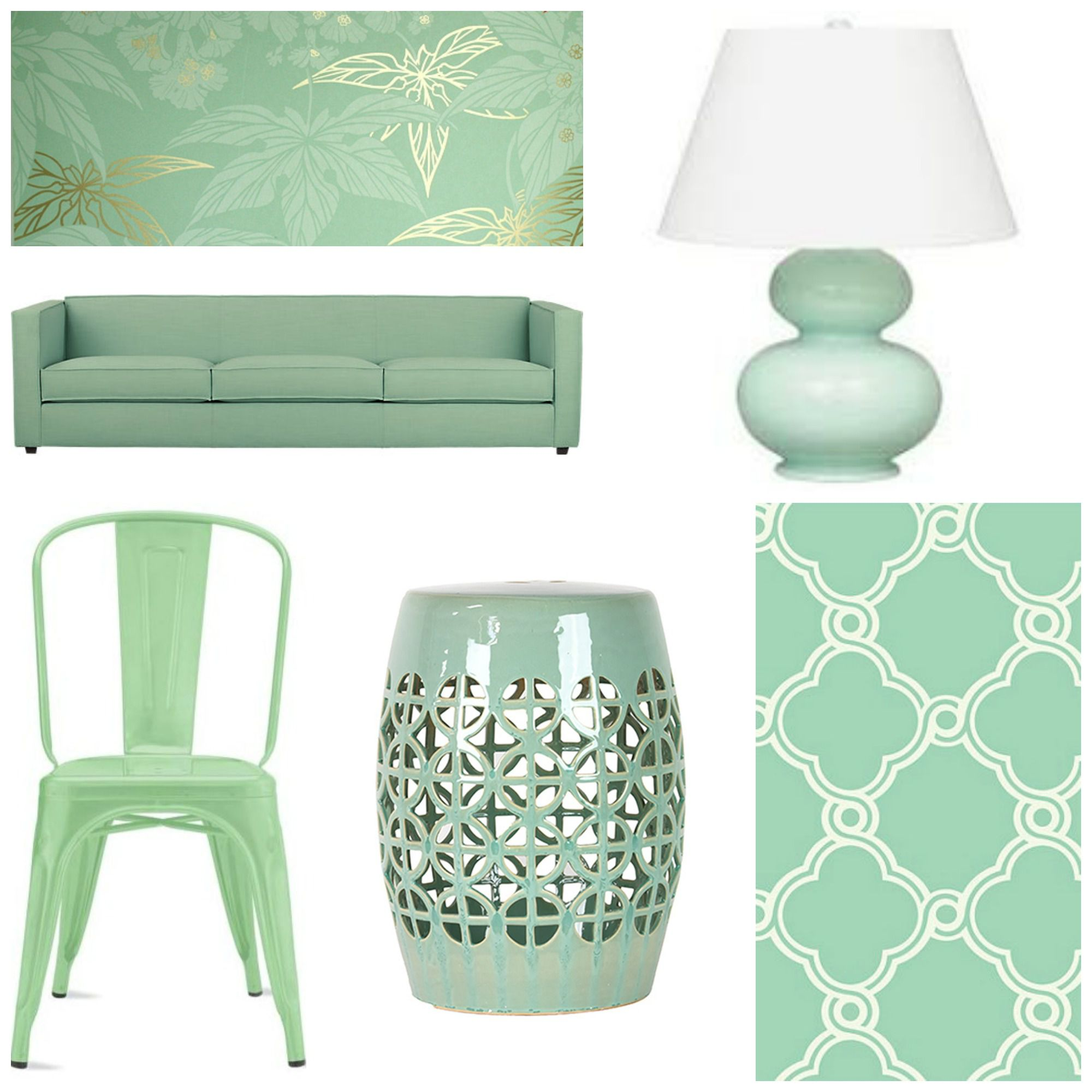 Best How To Decorate A Room Using Mint Green This Month