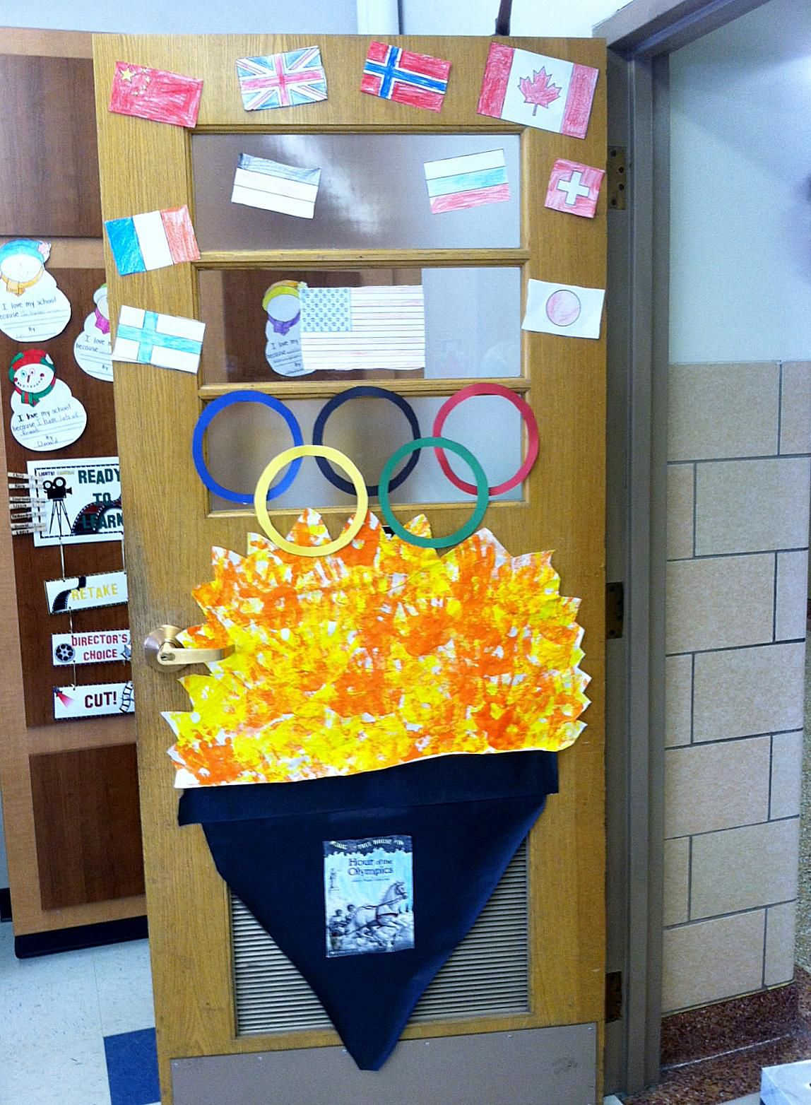 Best Classroom Door Decorations Ideas For All Seasons This Month
