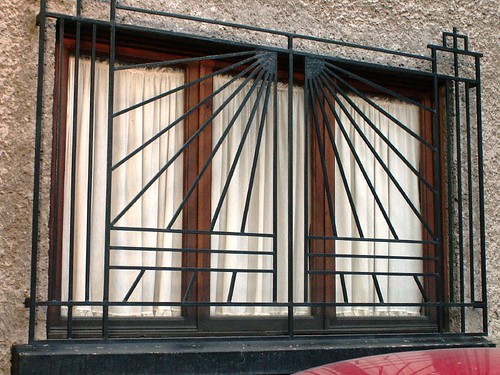 Best Decorative Window Bars Outside Or Inside This Month