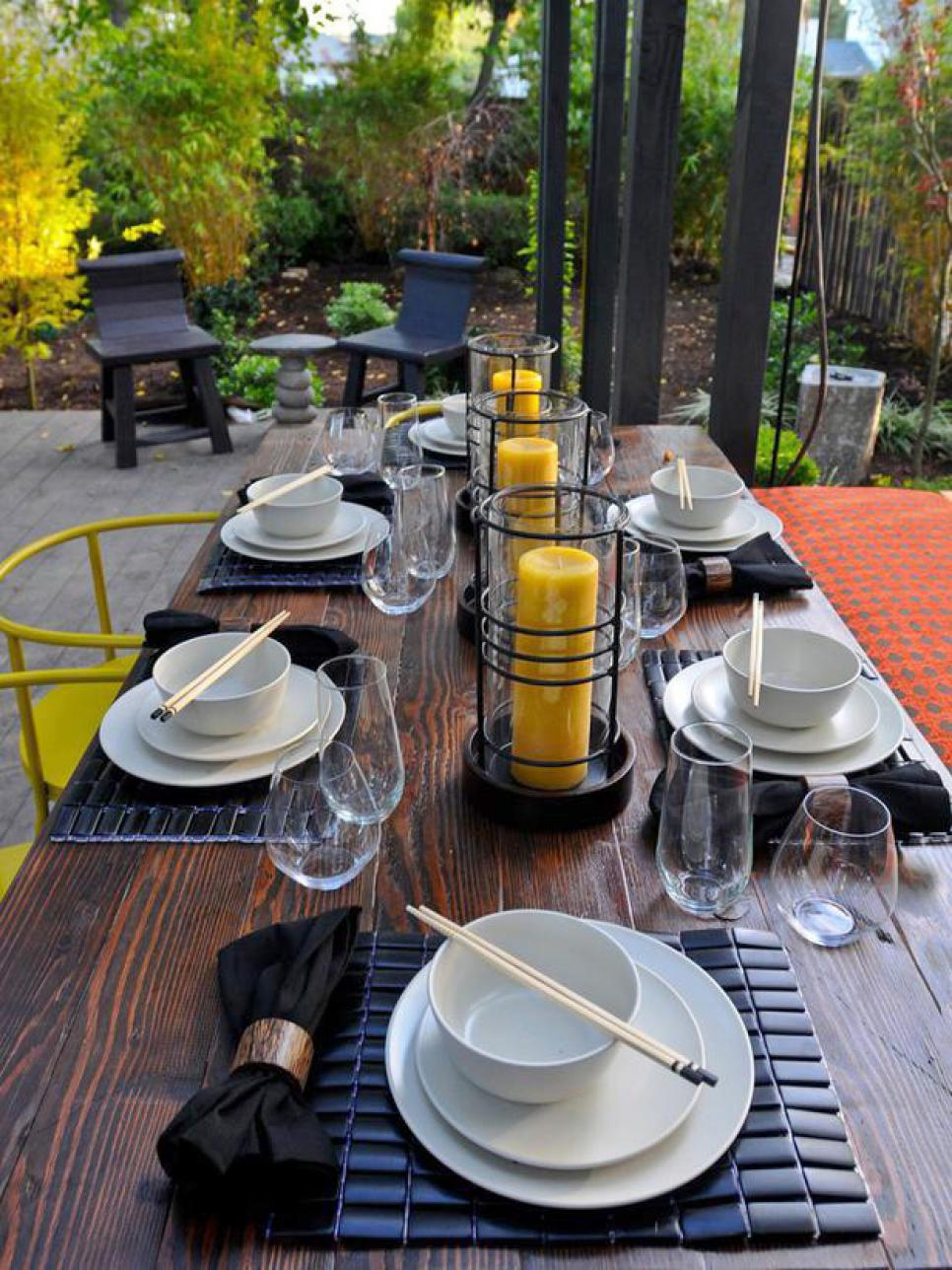 Best Outdoor Party Decorating Ideas Food Network Summer This Month