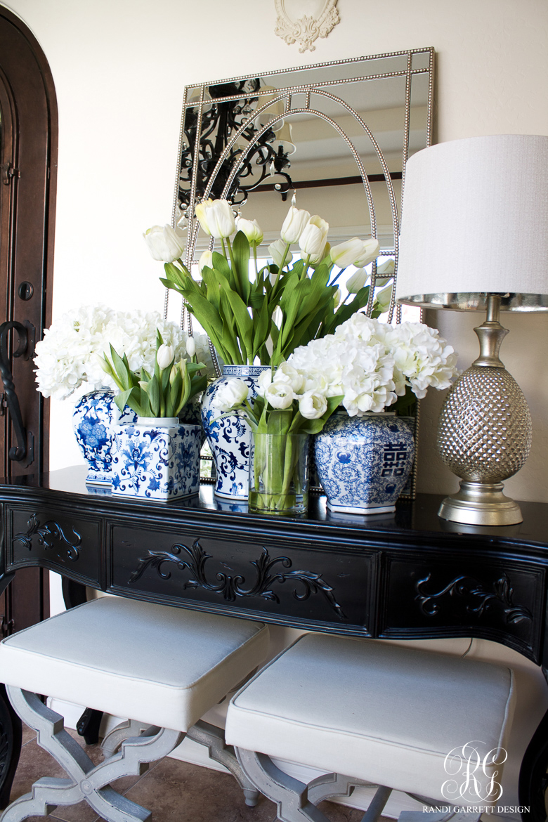Best Spring Decorating With Fresh And Faux Flowers This Month