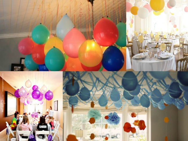 Best Upside Down Balloons A Fun Party Twist This Month