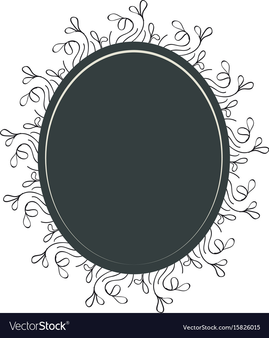 Best Decorative Blank Label Royalty Free Vector Image This Month