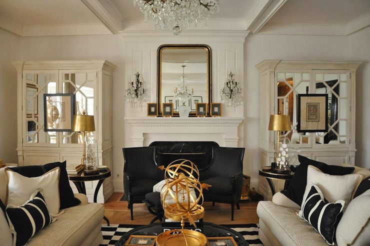 Best Mirrored Armoire French Living Room Megan Winters This Month