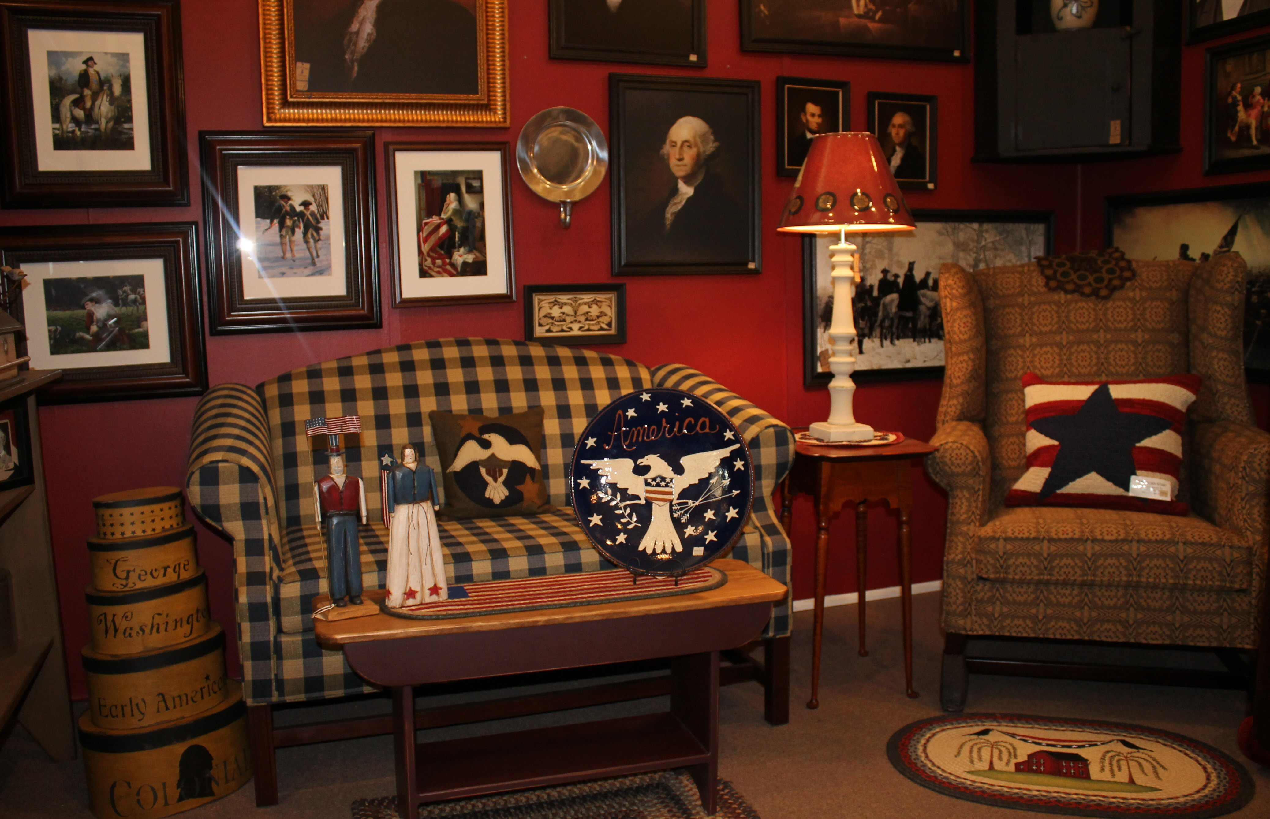 Best Colonial House Colonial And Early American Decorcolonial This Month