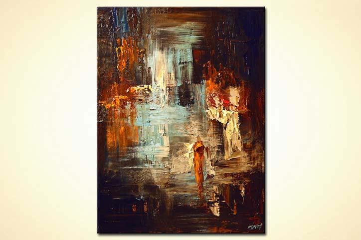 Best Painting For Sale Abstract Home Decor 6015 This Month