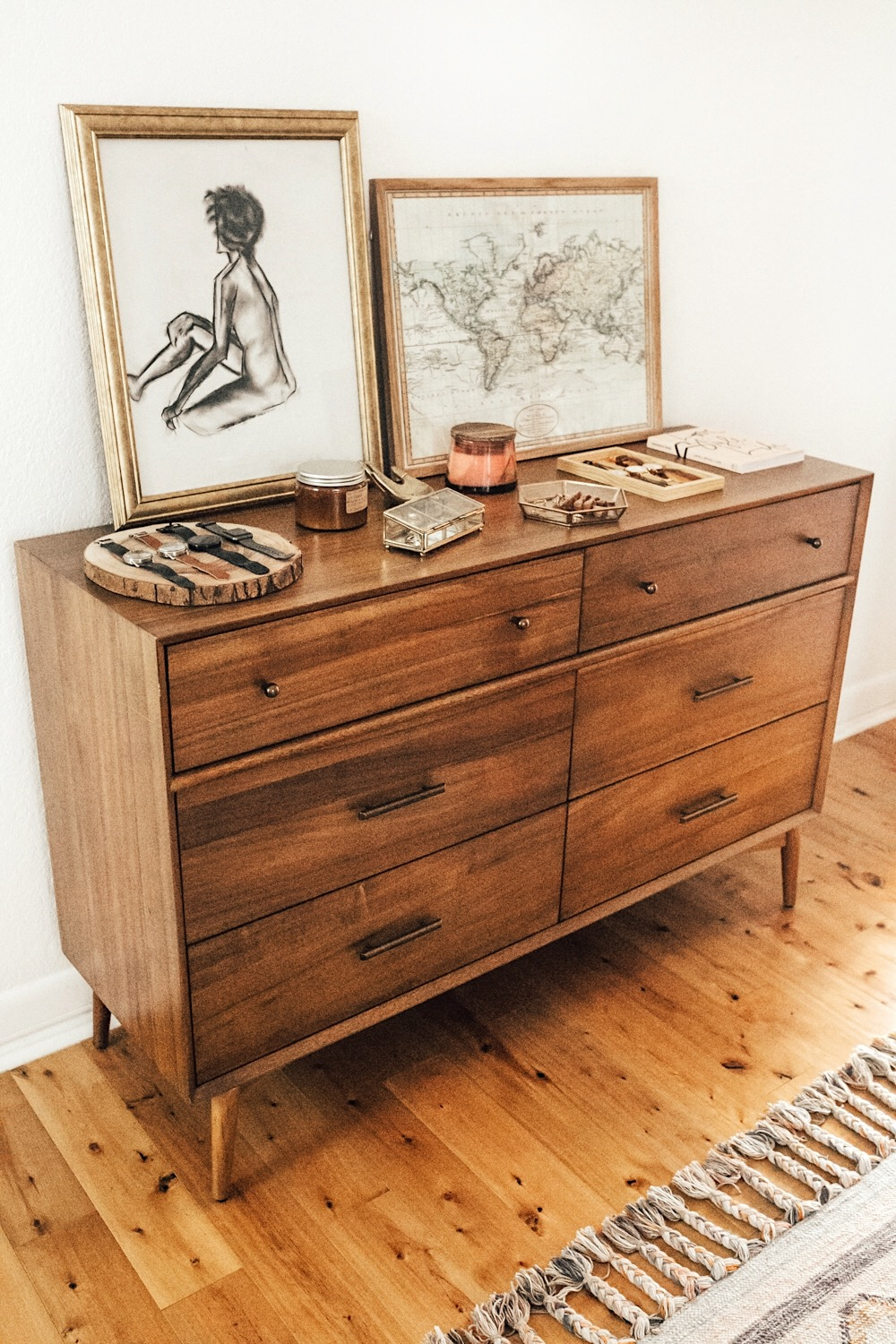 Best Bedroom Dresser Top Decor Livvyland Austin Fashion And This Month