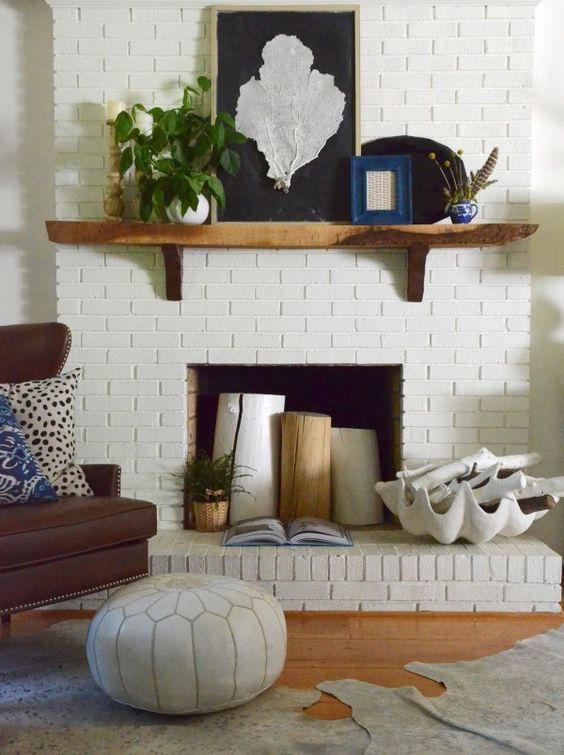 Best Summer Fireplace Nesting Place Big Oversized Decor Large This Month