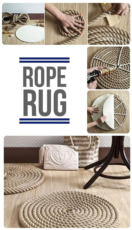 Best Rope Rug Nautical Home And Nautical On Pinterest This Month
