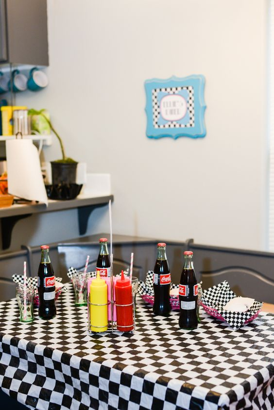 Best 1950 S Themed Sock Hop Birthday Party 50 S Theme Sock This Month