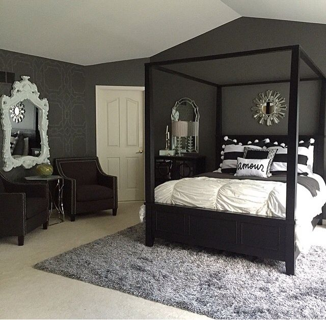 Best 17 Best Ideas About Black Bedroom Furniture On Pinterest Grey Bedrooms Beautiful Bedrooms And This Month