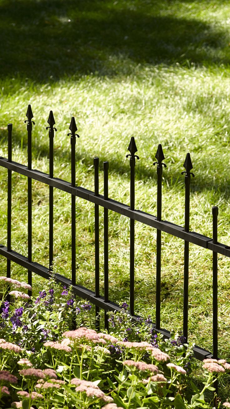 Best 17 Best Ideas About Wrought Iron Fence Panels On Pinterest This Month