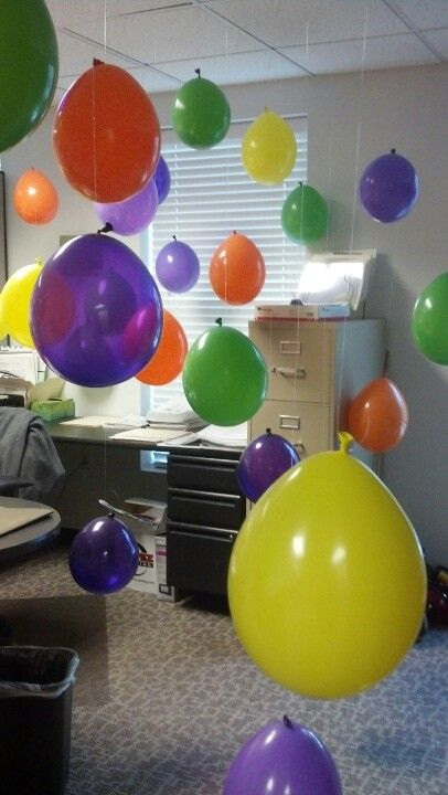 Best 17 Best Ideas About Cubicle Birthday Decorations On This Month