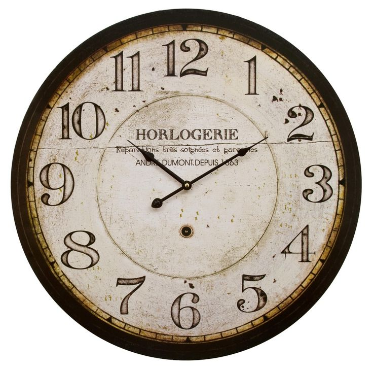 Best 17 Best Ideas About Extra Large Wall Clock On Pinterest This Month