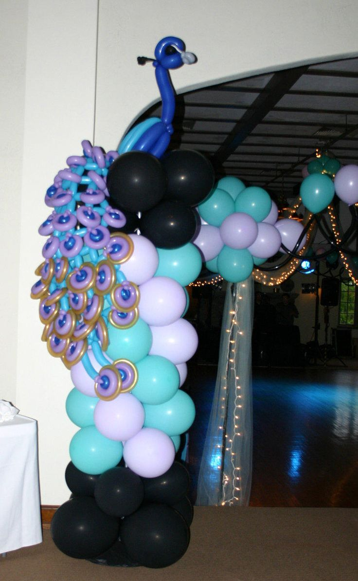 Best 78 Best Images About Balloon Decorations On Pinterest This Month