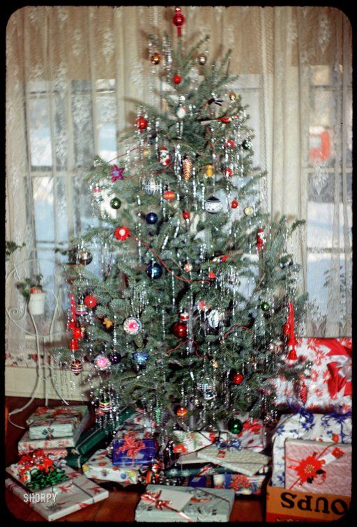 Best 17 Best Ideas About Vintage Christmas Trees On Pinterest This Month