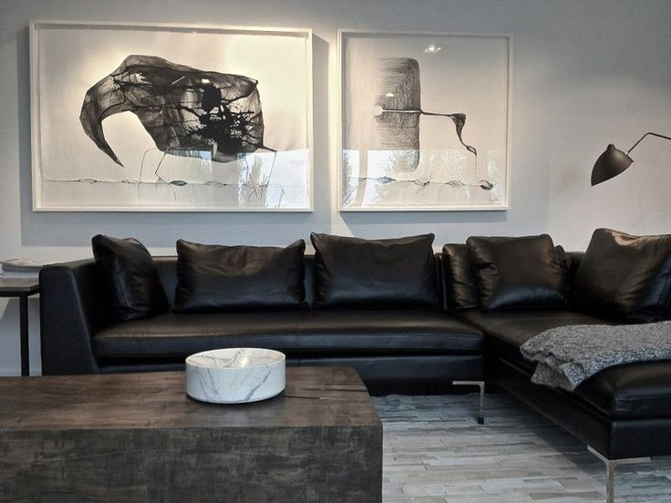 Best 25 Best Ideas About Black Leather Couches On Pinterest This Month