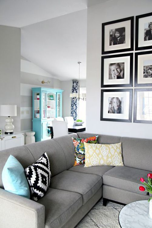 Best 25 Best Ideas About Gray Couch Decor On Pinterest This Month