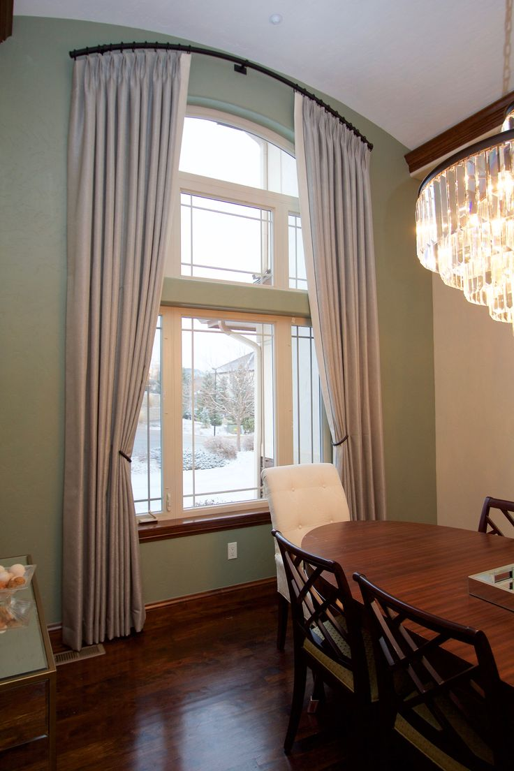 Best 195 Best Arch Window Treatments Images On Pinterest This Month