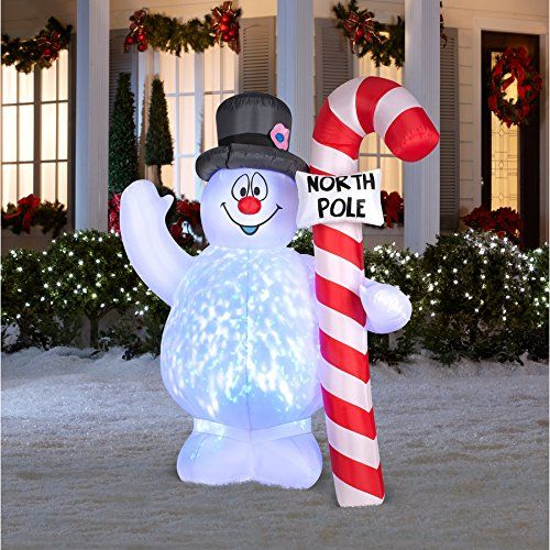 Best Top 63 Ideas About Christmas Inflatables On Pinterest This Month