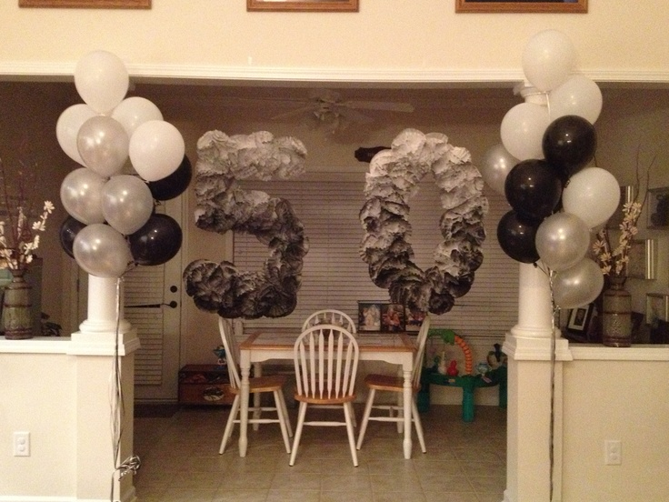 Best 50Th Birthday Decor Holiday Pinterest Birthdays This Month