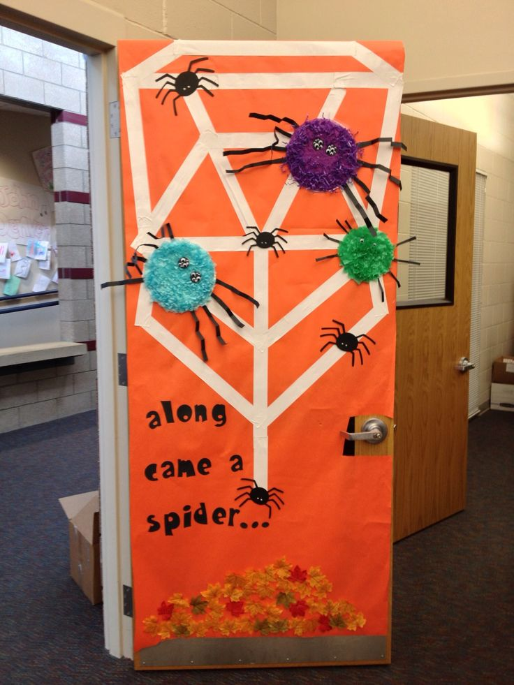 Best 1000 Images About Halloween Teacher Doors For Trick Or This Month