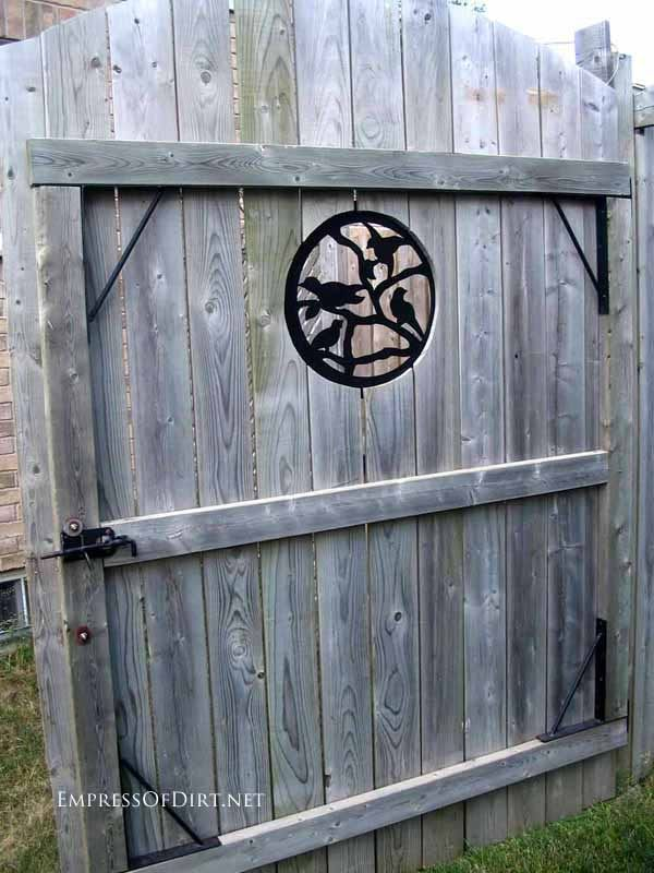 Best 17 Best Images About Pallets Fence Palings On Pinterest This Month
