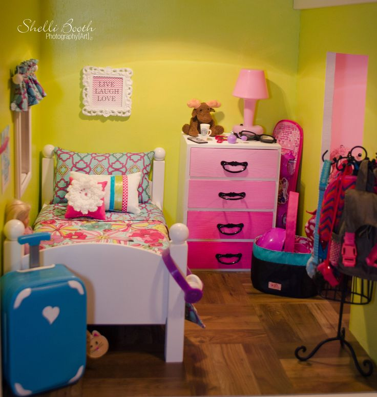Best 25 Best Ideas About American Girl Bedrooms On Pinterest This Month