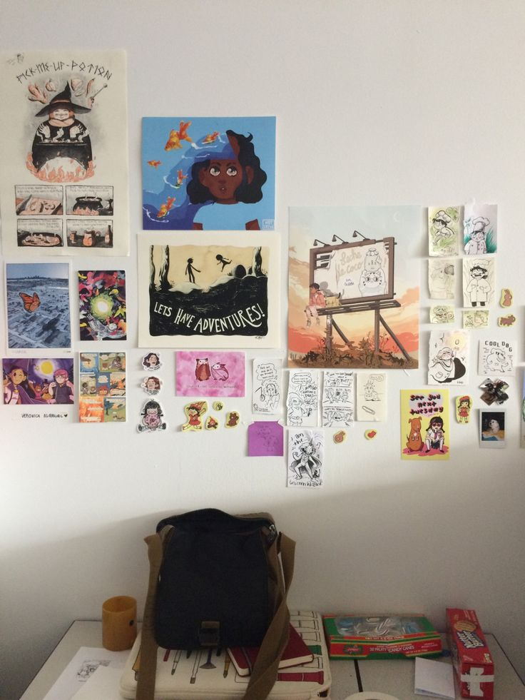 Best Trying To Achieve That Art H** Aesthetic Room This Month