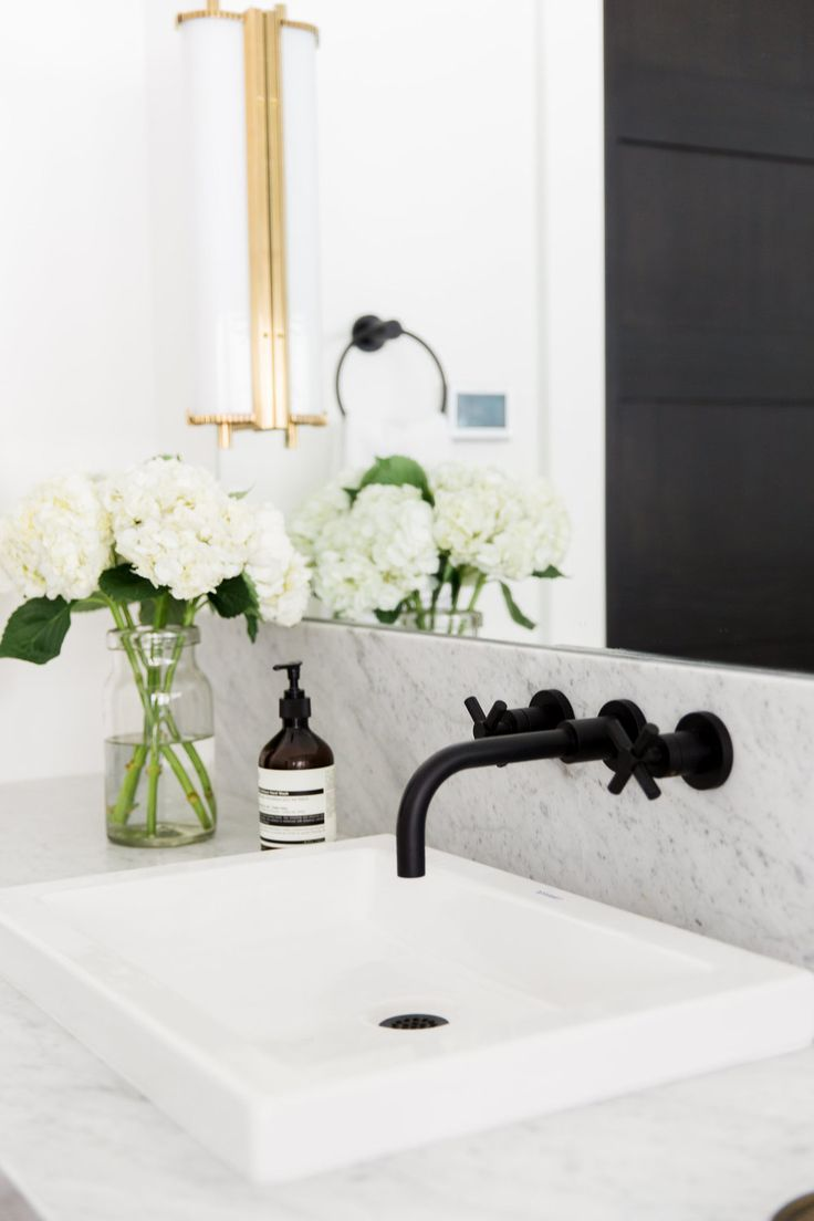 Best Modern Mountain Home Tour Wall Mount Wall Faucet And This Month