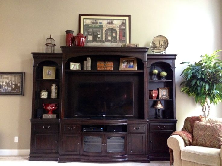 Best Entertainment Center Decor For The Home Pinterest This Month