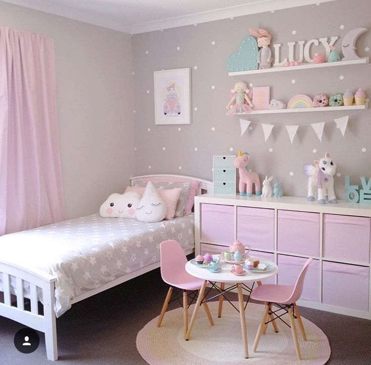 Best 25 Best Ideas About Little Girl Bedrooms On Pinterest This Month
