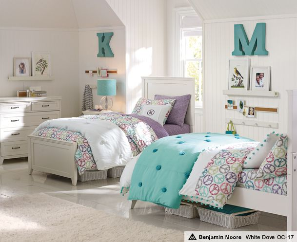 Best Hampton Funky Peace Bedroom For Two Bedrooms Kids Big This Month