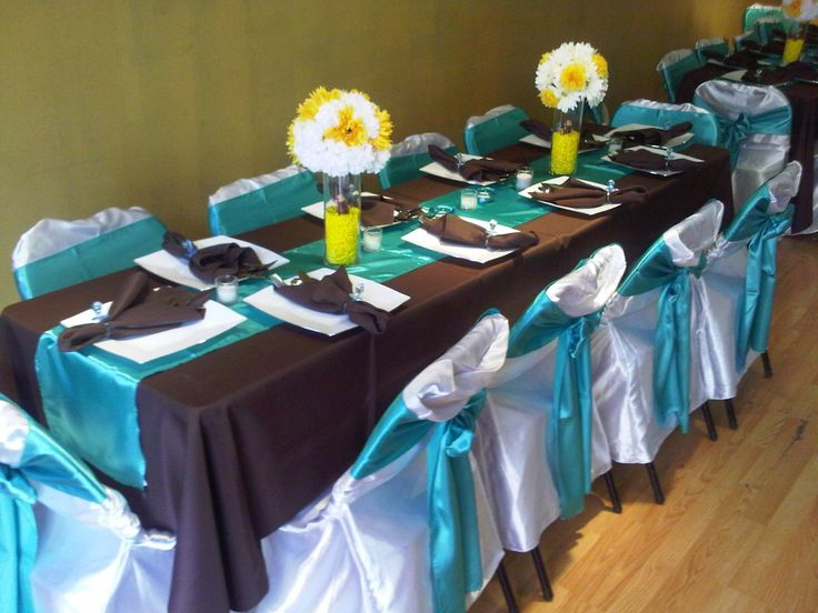 Best 32 Best Images About Blue And Brown Wedding Decor On This Month