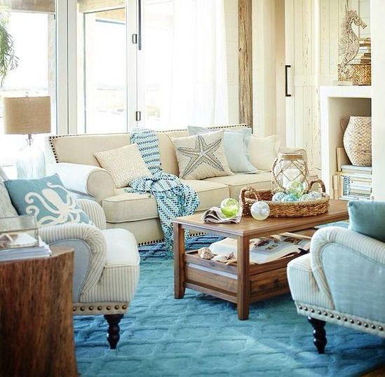 Best 17 Best Ideas About Coastal Living Rooms On Pinterest This Month