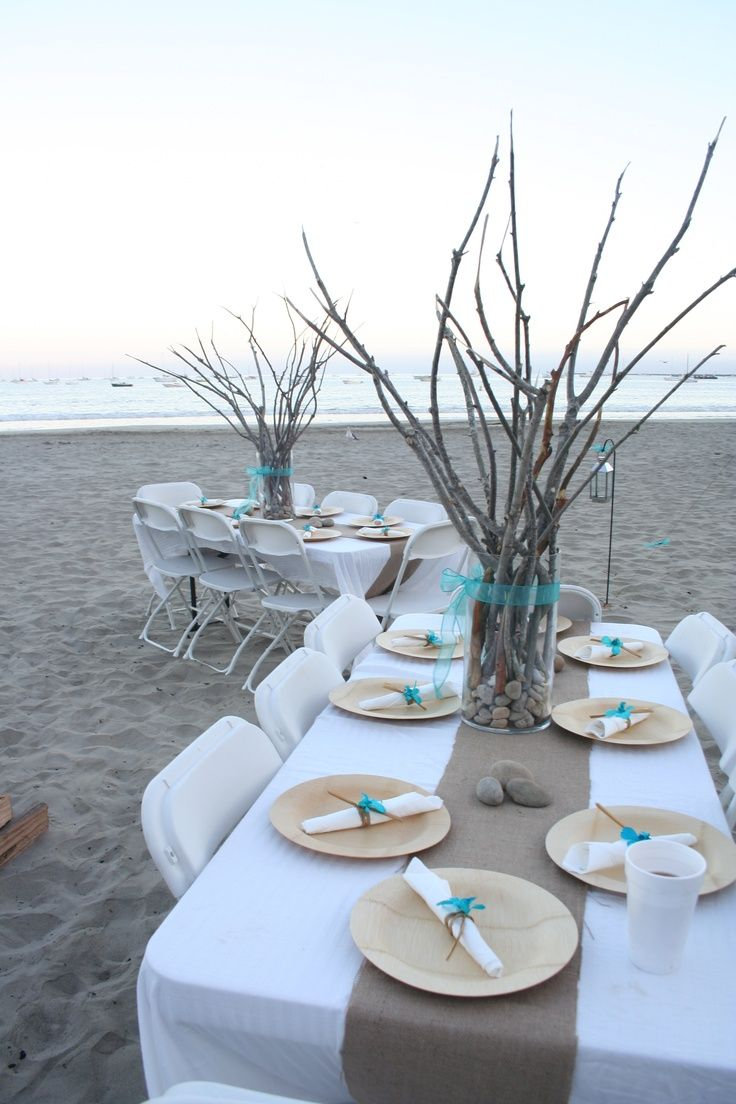Best 25 Best Ideas About Beach Table Decorations On Pinterest This Month
