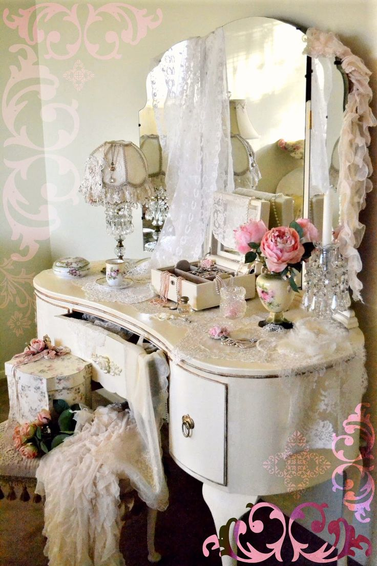 Best 17 Best Ideas About Vintage Dressing Tables On Pinterest This Month