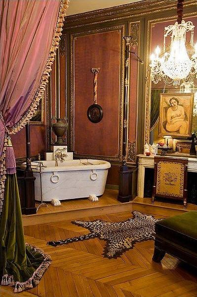 Best Exotic Excess Estate Of The Day Belle Epoque Apartment This Month