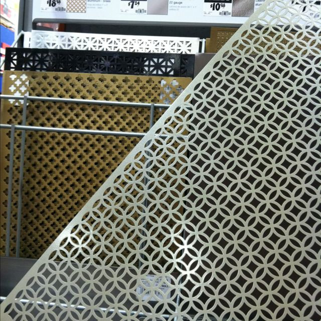 Best Decorative Metal Sheets On Sale At Home Depot So Many This Month